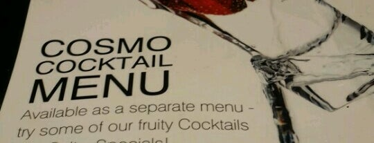 Cosmo Restaurant is one of Neutral.