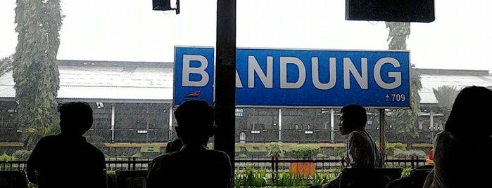 Stasiun Bandung is one of The #AmazingRace 23 travel map.