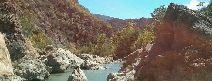 Red Rocks is one of Santa Barbara.