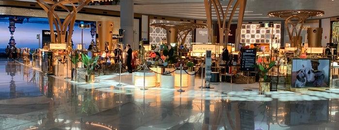 Dış Hatlar Gidiş Terminali is one of Orte, die Alejandro gefallen.
