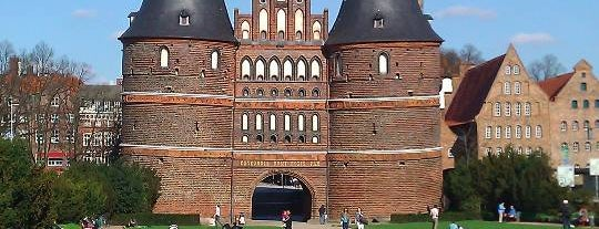Holstentor is one of Lieux qui ont plu à André.
