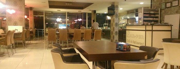 SAR-PER Cafe & Residence is one of Π'ın Beğendiği Mekanlar.