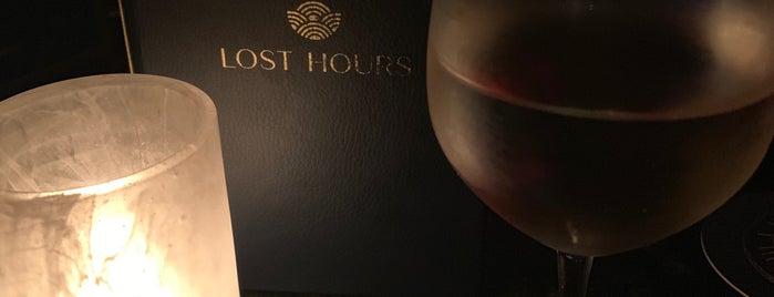 Lost Hours is one of NYC - Drinks.