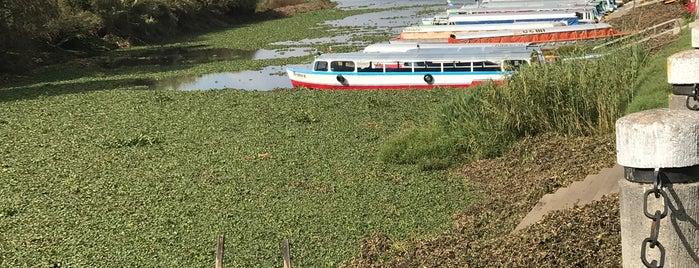 Lago De Patzcuaro is one of Lugares favoritos de Sergio M. 🇲🇽🇧🇷🇱🇷.