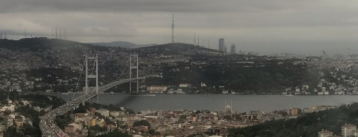 Mercure İstanbul City Bosphorus is one of สถานที่ที่ Halil G. ถูกใจ.