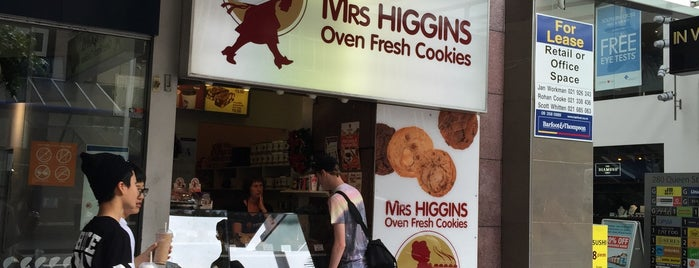 Mrs Higgins Oven Fresh Cookies is one of My Auckland's Places.
