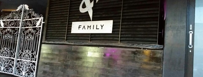 Family Bar is one of LGBT locals.