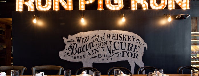 Swine Southern Table & Bar is one of Miami Restaurants: To Do.