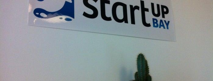 StartUpBay is one of Orte, die Stefanie gefallen.
