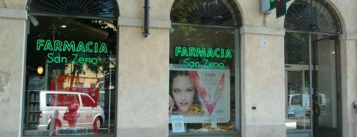 Farmacia San Zeno is one of สถานที่ที่ Vito ถูกใจ.