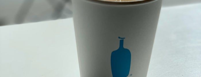 Blue Bottle Coffee is one of San Fran.