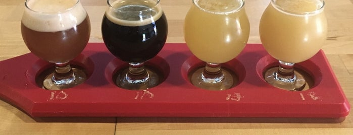 Lunacy Brewing Company is one of Breweries Visited.