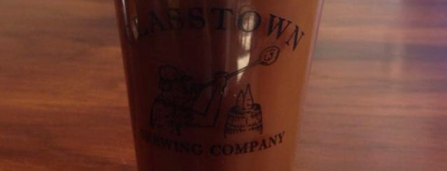 Glasstown Brewing Co. is one of New Jersey Breweries.