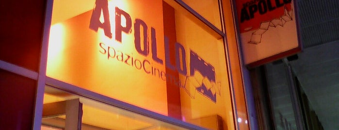 Apollo Spaziocinema is one of Guide to Milano's best spots.