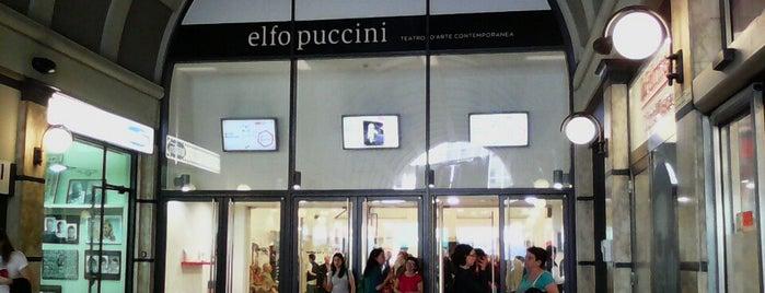 Teatro Elfo Puccini is one of Lieux qui ont plu à Lorenz.
