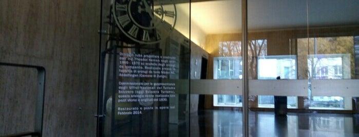Istituto Svizzero di Roma - Sede Di Milano is one of Milano.