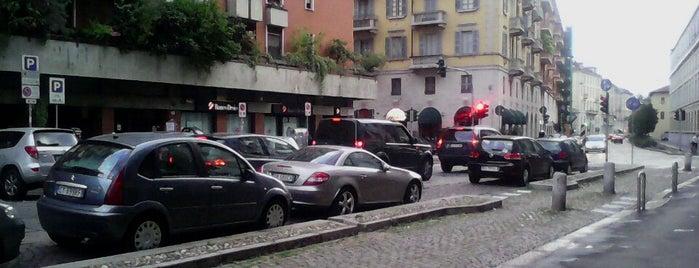 Via San Marco is one of Милан.