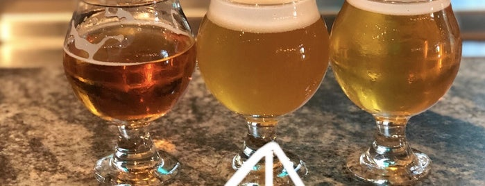 New Realm Brewing Company is one of Atlanta.