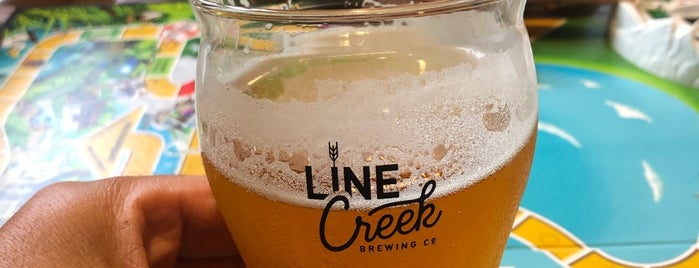 Line Creek Brewing Co. is one of Georgia Breweries.