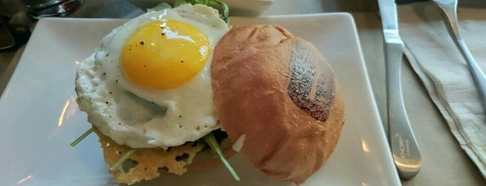 Umami Burger is one of Williamsburg To-Do (or Return).