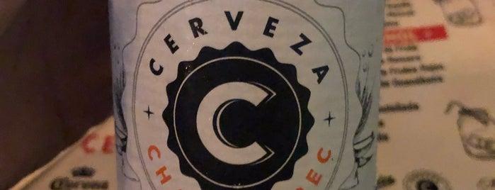 Cerveceria Chapultepec is one of Tempat yang Disukai Stephraaa.