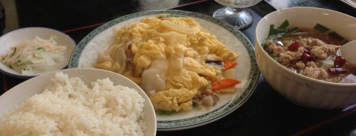 中国海鮮料理 海味館 is one of 大分ぐるめ.