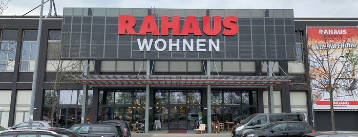 Rahaus Wohnen is one of Daniel : понравившиеся места.