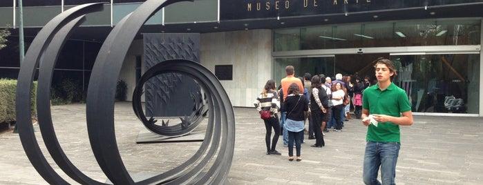 Museo de Arte Moderno is one of CDMX.