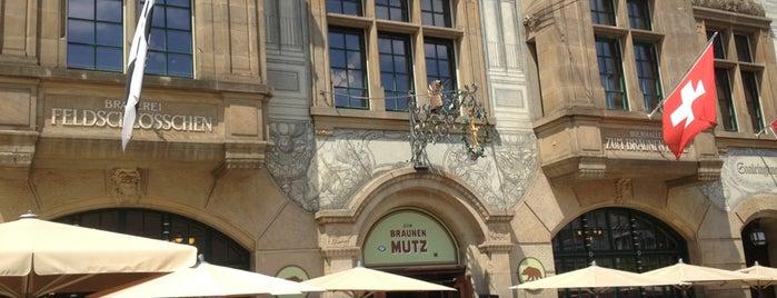Zum Braunen Mutz is one of Bas..