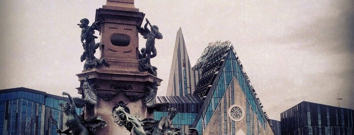 Augustusplatz is one of Leipzig.