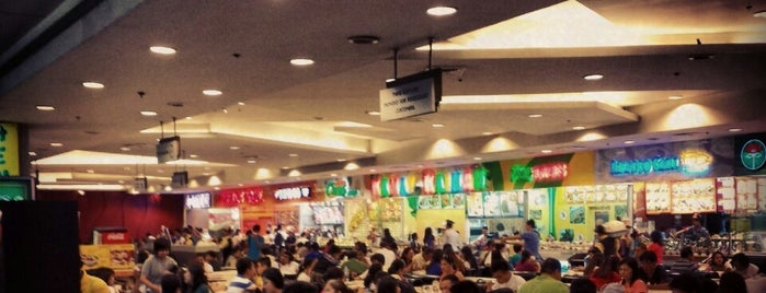 SM Manila Food Court is one of Maynila.