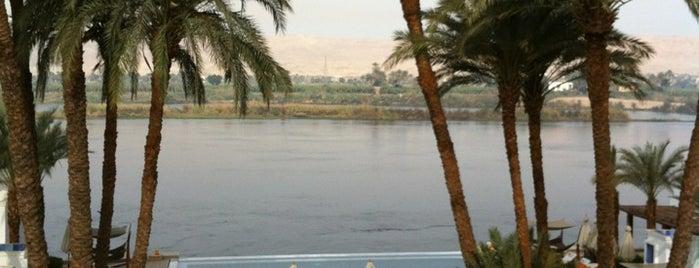 Hilton Luxor Resort & Spa is one of Egipto.