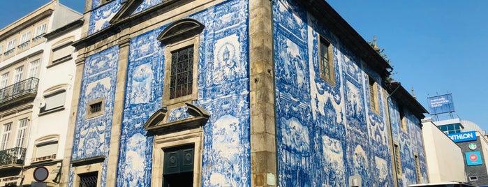 Capela das Almas is one of Porto.