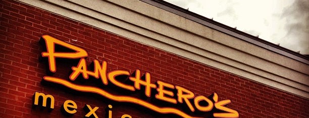 Panchero's Mexican Grill is one of Locais curtidos por Kelly.