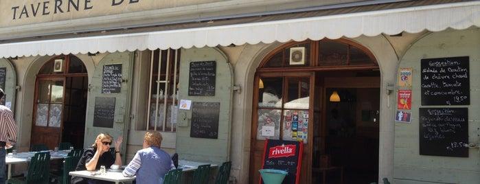 Taverne de la Madeleine is one of Zlata 님이 저장한 장소.