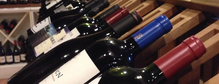 The Wine Exchange is one of Lugares favoritos de Ross.
