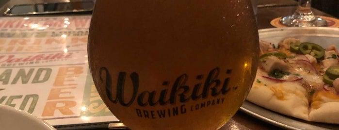 Waikīkī Brewing Company is one of OAHU.