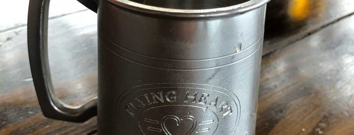 Flying Heart Brewing is one of New Orleans Beer Trip 2019.