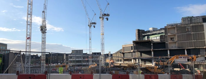 St James Quarter is one of In Development.