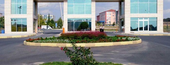 Tekirdağ Namık Kemal Üniversitesi is one of tekirdağ.