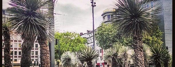 Stresemannplatz is one of Ceyda'nın Beğendiği Mekanlar.