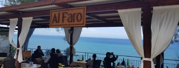 Al Faro is one of Sicily 🌊☀️🚗.