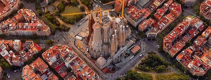 Museu Basilica de la Sagrada Familia is one of ESPAÑA🔅.