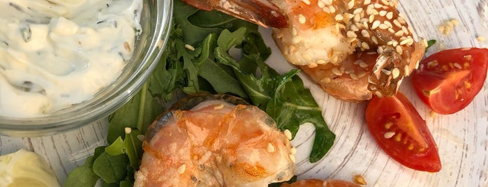 True Price Meat & Fish is one of Lugares guardados de Anna.