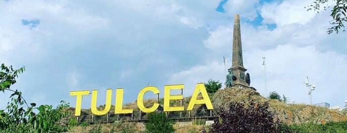 Tulcea is one of Orte, die Yunus gefallen.