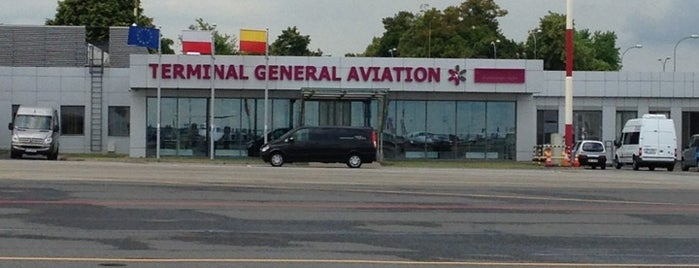 General Aviation Terminal is one of Airports.