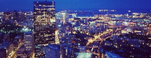 Top of the Hub is one of Boston.