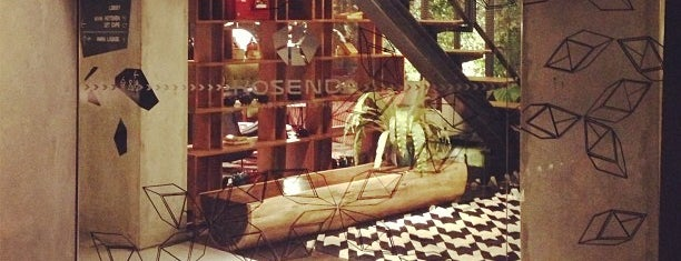 Kosenda Hotel is one of #Somewhere In Jakarta.