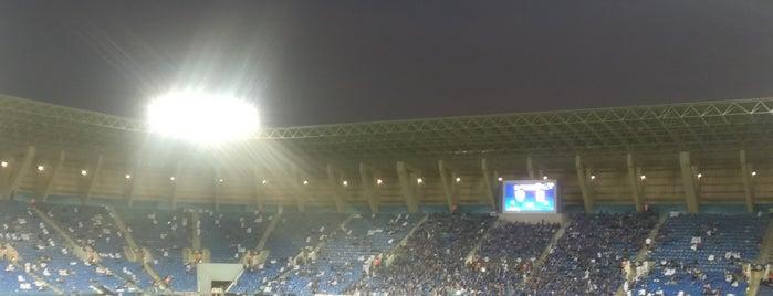 Hilal F.C. Stadium is one of A.A.A'nın Beğendiği Mekanlar.