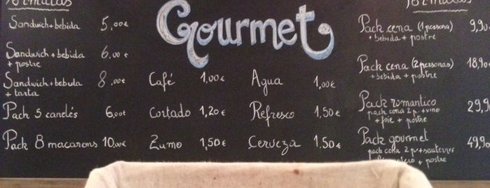 Le petit gourmet is one of Pa.